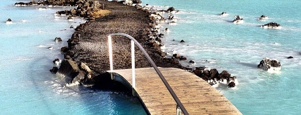 Blue Lagoon (Bláa Lónið) is one of #squareBuckets.