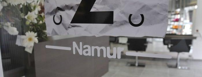 XYZ Namur is one of Salon.