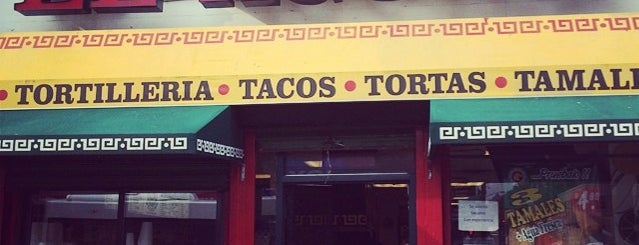 El Aguila is one of One Day I Will Eat Here.