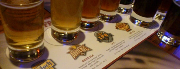 Rock Bottom Restaurant & Brewery is one of Minnesota Breweries and Brewpubs.
