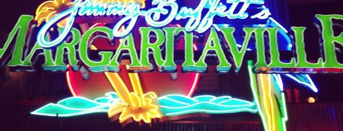 Margaritaville is one of Fun Restaurants!.