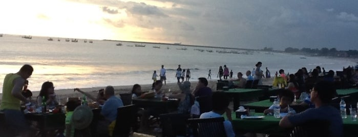 Jimbaran Bay Seafood is one of Places to Visit in BALI.