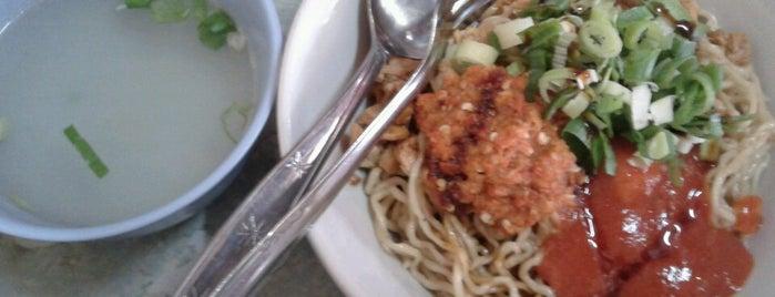 Bakmi Golek is one of Must-visit Food in Jakarta.