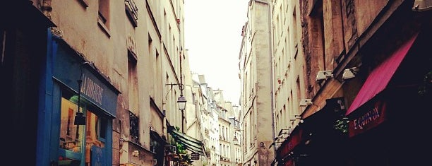 Le Marais is one of Bart in Paris.