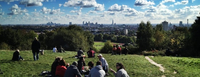Parliament Hill is one of Must-visit Great Outdoors in London.