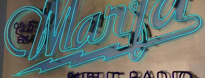 Marfa Public Radio is one of marfa.