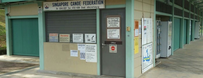 Singapore Canoe Federation is one of du lịch - lịch sử.