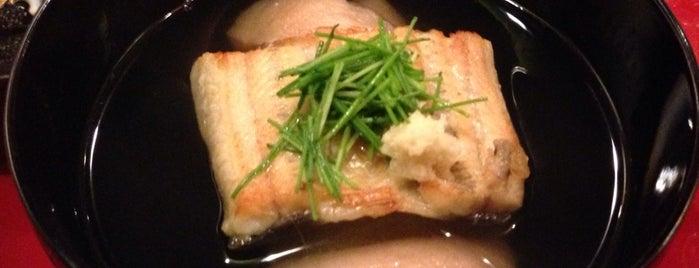 馳走 啐啄 (卒啄) is one of Michelin Guide Tokyo (ミシュラン東京) 2012 [*].