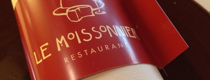 Le Moissonnier is one of Cologne / Germany.