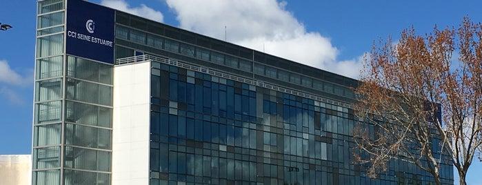 CCI Du Havre is one of Le Havre #4sqCities.