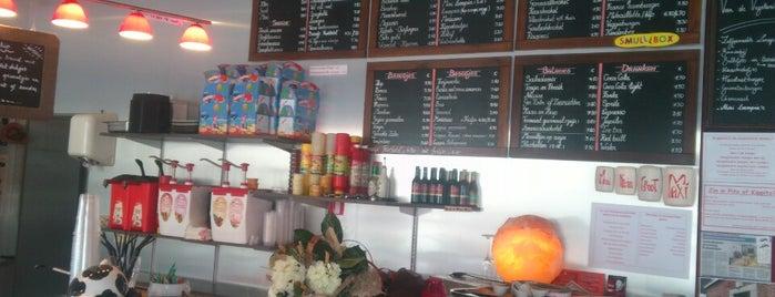 De Frietketel is one of Beste Frietkoten in België.