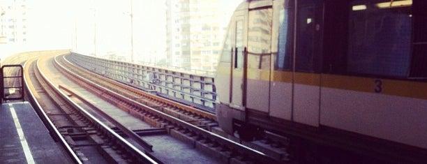 Hongkou Football Stadium Metro Stn. is one of Metro Shanghai.
