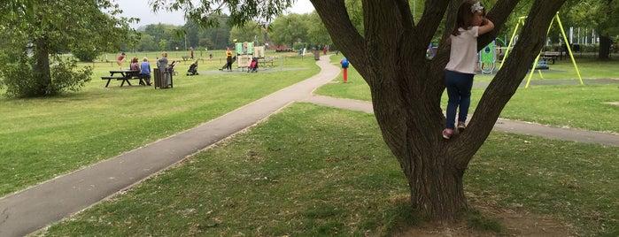 Tonbridge Park is one of Steve's tips.