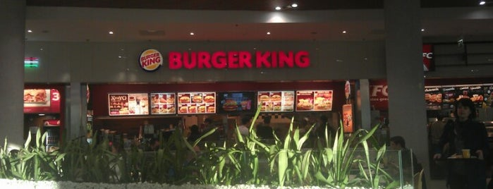 Burger King is one of 1.