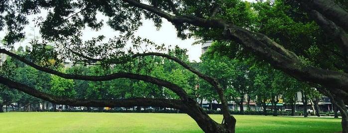 榮星花園公園 Rongxing Garden Park is one of Taiwan.