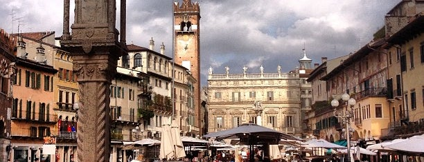 Piazza delle Erbe is one of Italis.