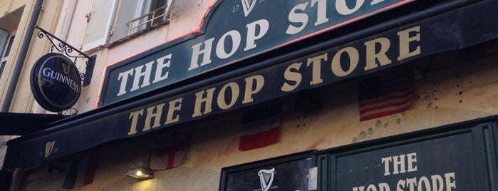The Hop Store is one of have don it.