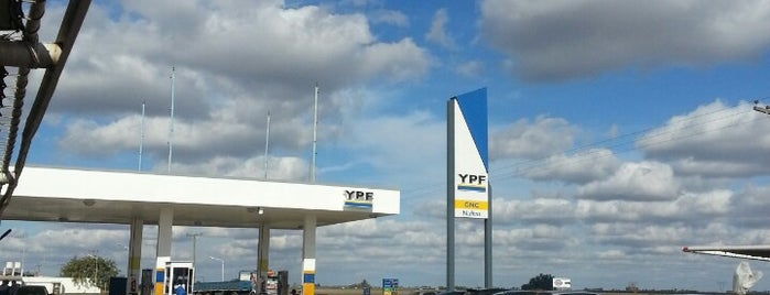 YPF is one of Pcia de Buenos Aires 2.