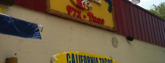 California Tacos to Go is one of Carlos Eats USF Dining Guide.