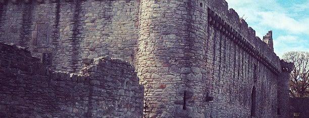 Craigmillar Castle is one of Edinburgh.