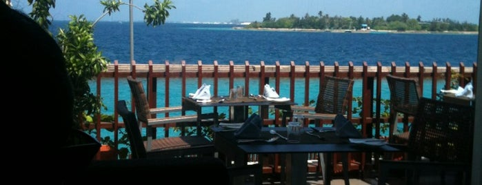 City Garden is one of Cafe's and Restaurants Lists in Male'.