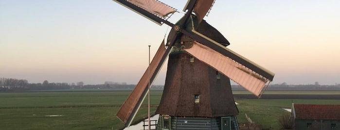 De Grote Molen is one of Dutch Mills - North 1/2.
