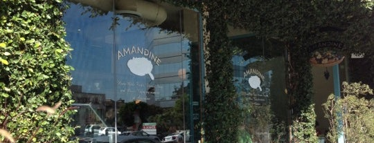 Amandine Patisserie Cafe is one of Los Angeles.