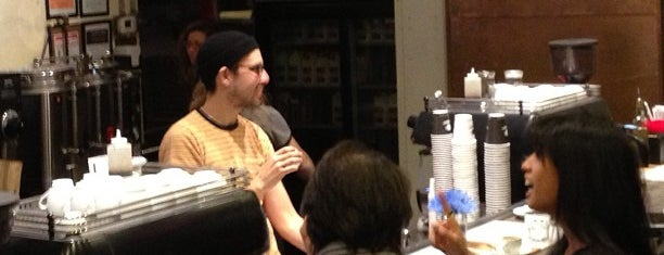 Ninth Street Espresso is one of Coffee worth drinking.