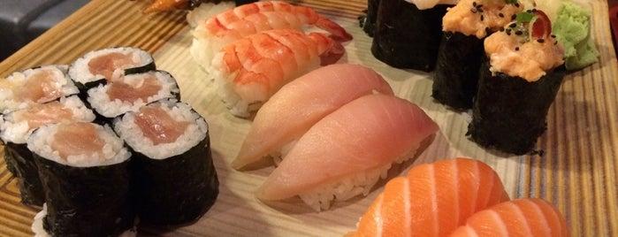 the 15 best places for sushi in edmonton. Black Bedroom Furniture Sets. Home Design Ideas