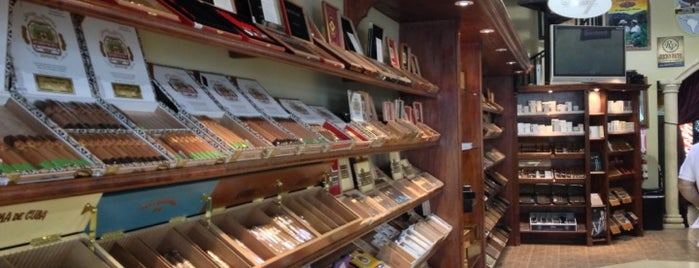 Sabor Havana Cigars is one of La Palina Retailers.