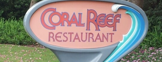 Coral Reef Restaurant is one of Done that.