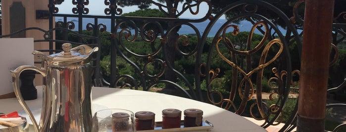 Chateau De La Messardiere Saint-Tropez is one of Top 10 favorites places in Saint-Tropez, France.