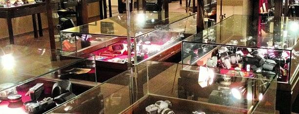 Hilmi Nakipoğlu Fotoğraf Makineleri Müzesi is one of İstanbul'daki Müzeler (Museums of Istanbul).