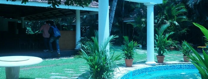 Park Rajadhani Hotel is one of Must-visit Food in Trivandrum.