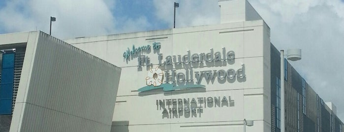 Fort Lauderdale-Hollywood International Airport (FLL) is one of Airports.