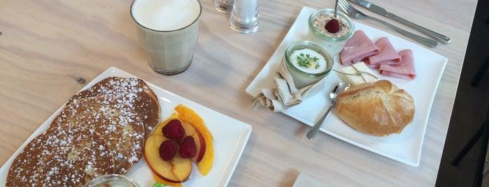 Cocoquadrat is one of das frühstück.