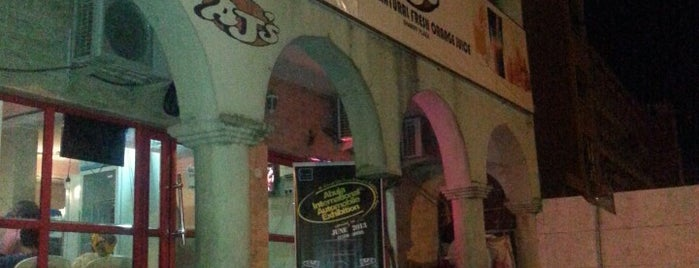 AJ's Pizza is one of Must-visit Food in Abuja.