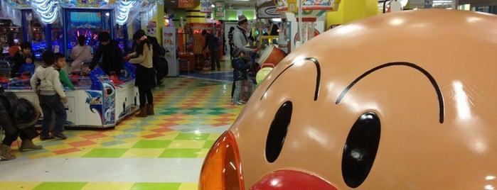 セルシーランドこどものくに is one of 関西のゲームセンター.
