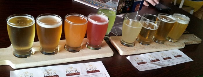 Round Guys Brewing Company is one of Local stuff to do.