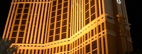 The Palazzo Resort Hotel & Casino is one of Viva Las Vegas.