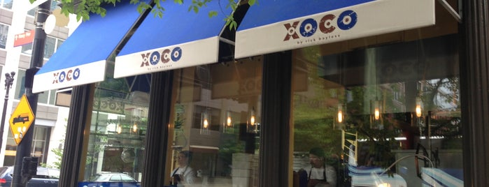 Xoco is one of Bizarre Foods.
