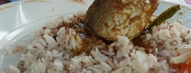 Nasi Dagang Corner is one of Eating in KL.