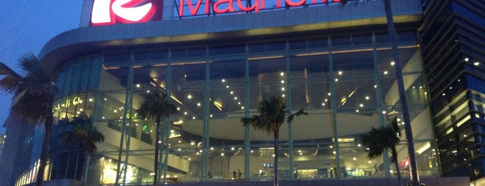 Robinsons Magnolia is one of Malls.