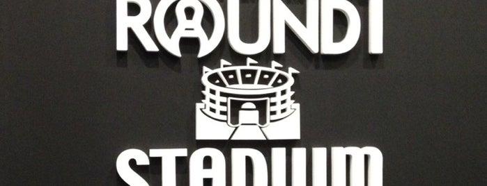 Round1 Stadium is one of 関西のゲームセンター.