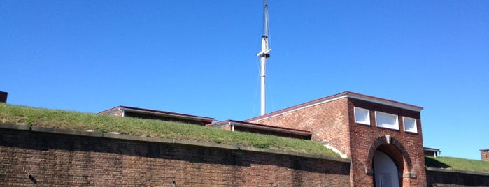 Fort McHenry National Monument and Historic Shrine is one of Andy's Guide to Baltimore.
