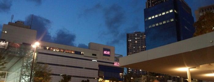Kawasaki Station is one of JR.