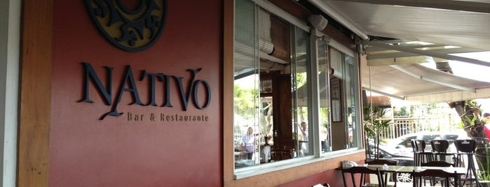 Nativo Bar e Restaurante is one of Gustavo.