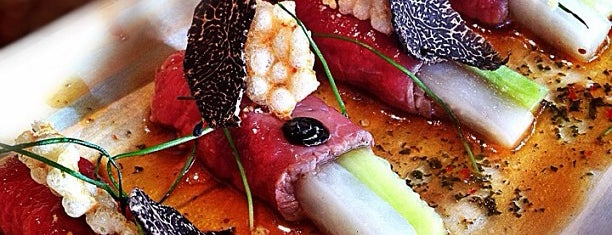 Roka is one of 20 favorite restaurants in London.