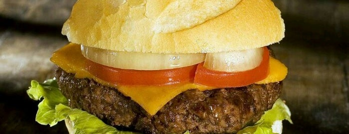 Madero Burger & Grill is one of Favorite Food.