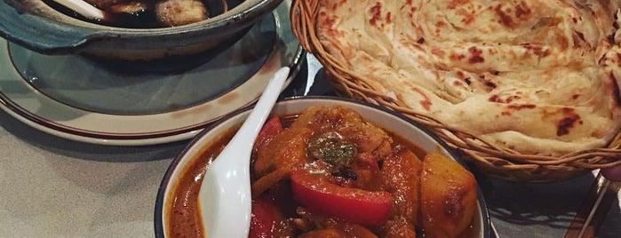 Sabah Malaysian Cuisine is one of Mon Carnet de bord.